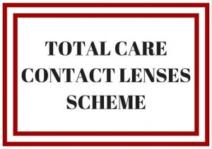 TOTAL CARECONTACT LENSESSCHEME CX