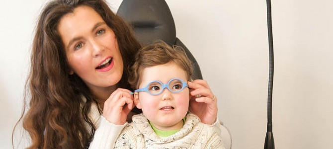 KEEPING CHILDREN'S EYES HEALTHY