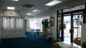 The Optic Shop Swansea Inside store image 2