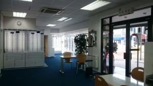 The Optic Shop Swansea Inside store image 2